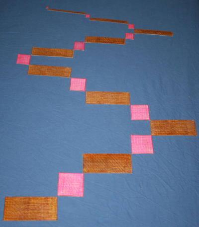 Scala marrone e torre rosa estensioni torre-e-scala5