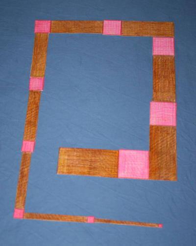 Scala marrone e torre rosa estensioni torre-e-scala6
