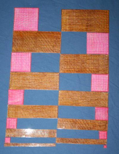 Scala marrone e torre rosa estensioni torre-e-scala7