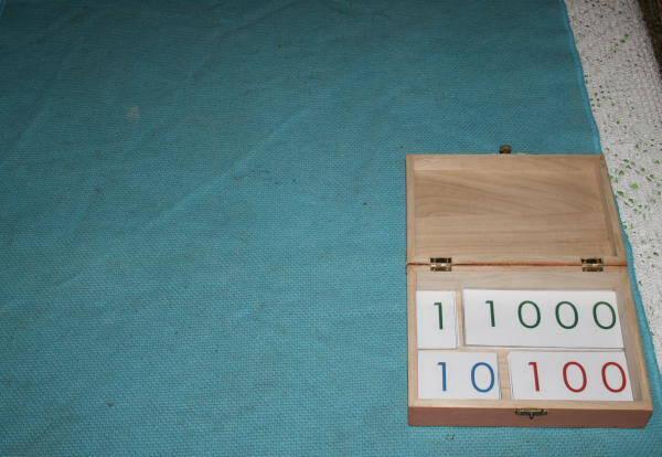 psicoaritmetica Montessori 13