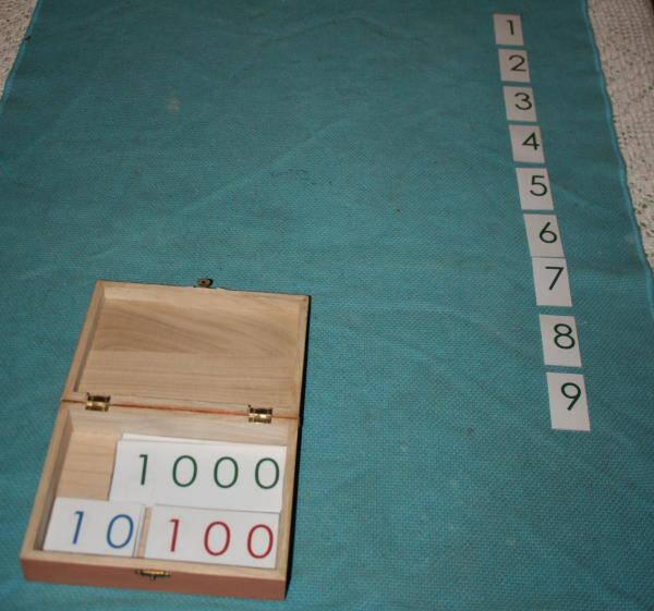 psicoaritmetica Montessori 15