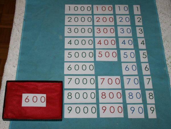 psicoaritmetica Montessori 22
