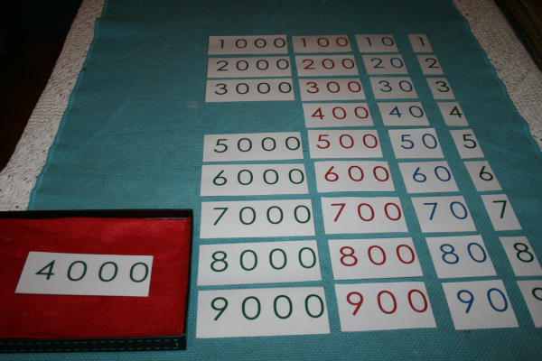 psicoaritmetica Montessori 23