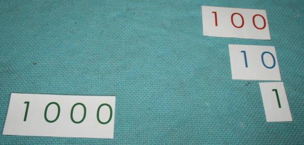 psicoaritmetica Montessori 6