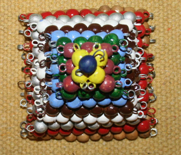 Costruire il materiale delle perle colorate Montessori perle-colorate-Montessori-19