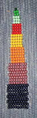 Esercizi con le perle colorate Montessori images-45