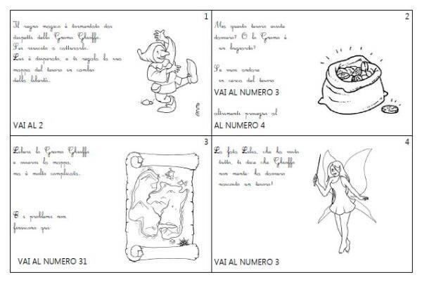 gioco di lettura 12