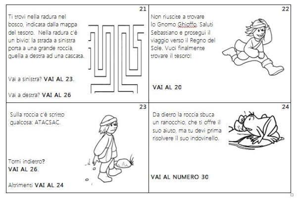gioco di lettura 17