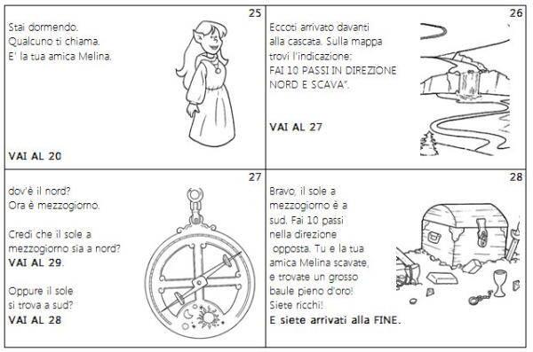gioco di lettura 5