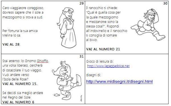 gioco di lettura 6