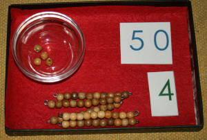 psicoaritmetica Montessori 112