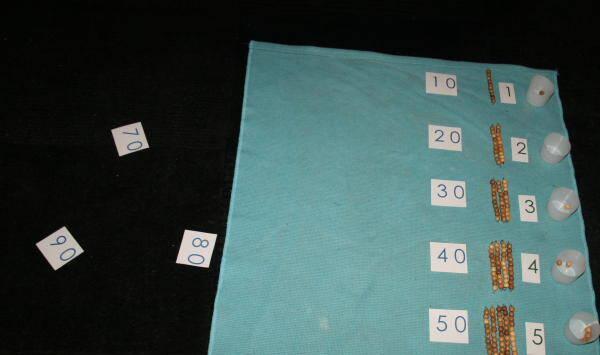 psicoaritmetica Montessori 45