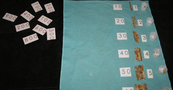 psicoaritmetica Montessori 46