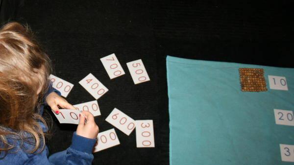psicoaritmetica Montessori 47