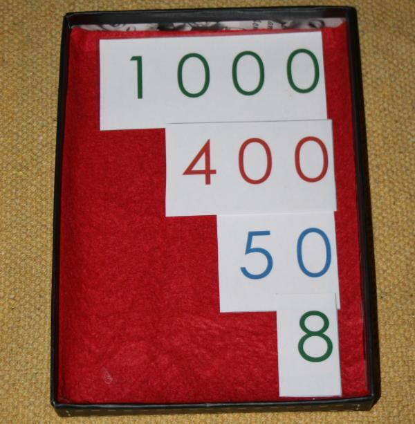 psicoaritmetica Montessori 66