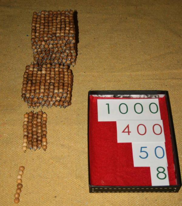 psicoaritmetica Montessori 67