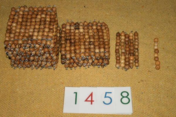 psicoaritmetica Montessori 72