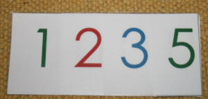 psicoaritmetica Montessori 78