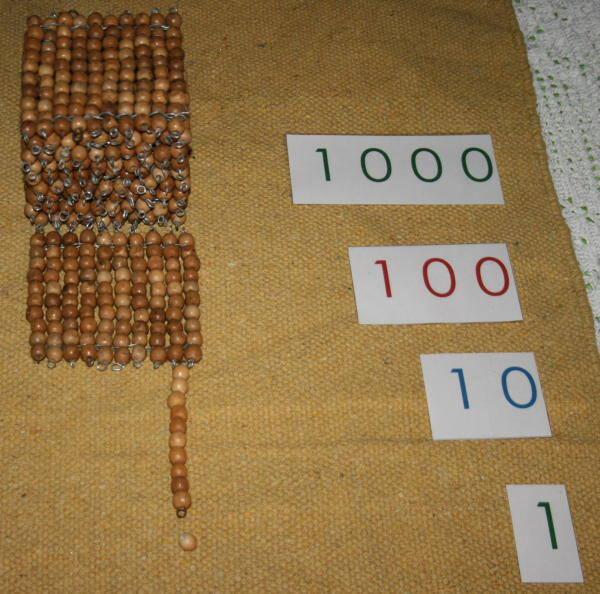 psicoaritmetica Montessori 80