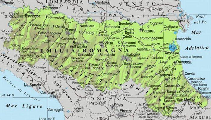 Dettati ortografici e materiale didattico sul piemonte - Ci mappa da colorare pagina di mappa ...