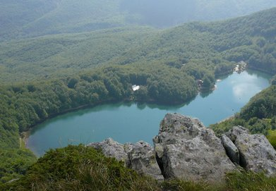 leggenda del Lago Santo modenese