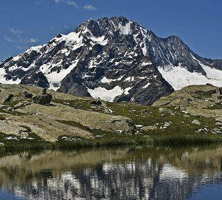leggenda del Monte Disgrazia