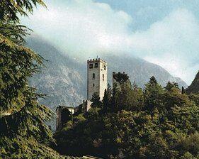 leggenda del castello di Gemona