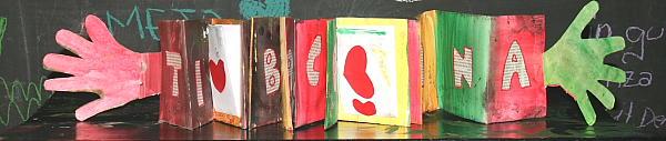 Fare libri coi bambini