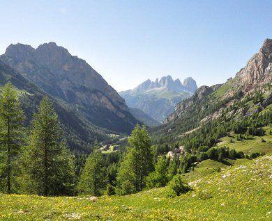 valle di Contrin