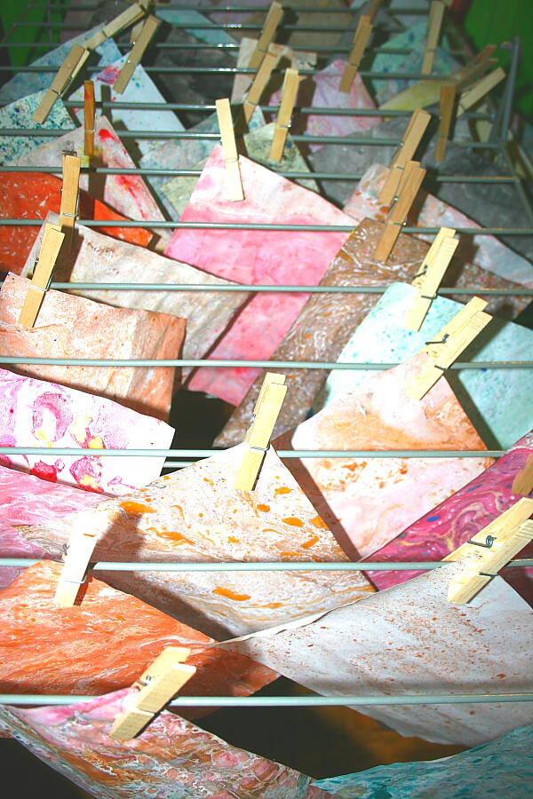 carta marmorizzata 7