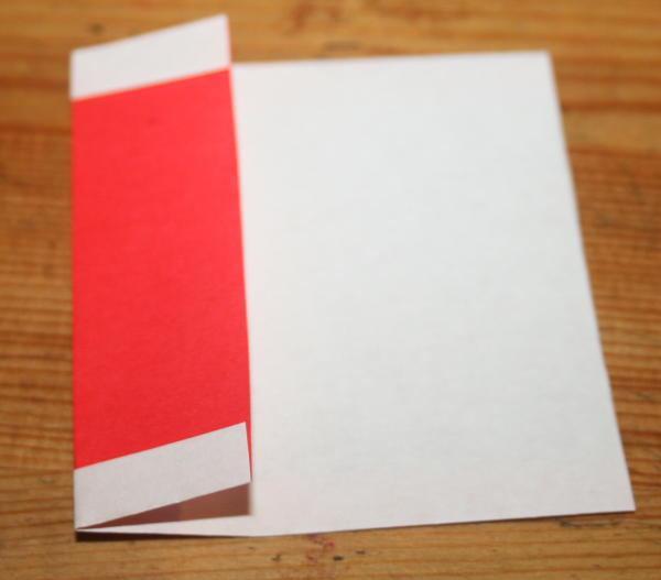 Babbo Natale origami 13