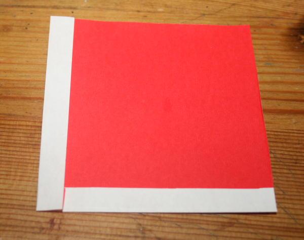 Babbo Natale origami 2