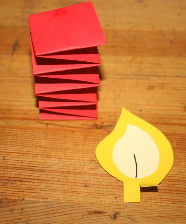 candelina con molletta 10