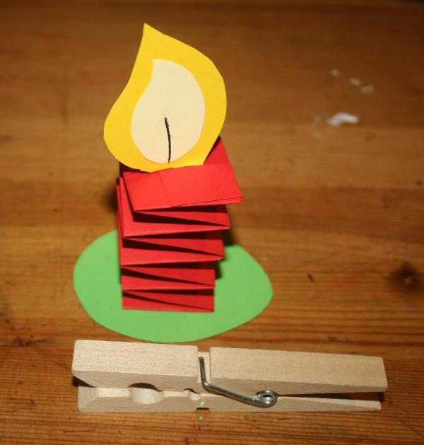 candelina con molletta 14