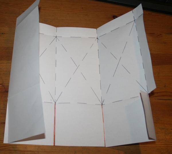 Favoloso Lanterna di carta per San Martino in due versioni - Lapappadolce QJ68