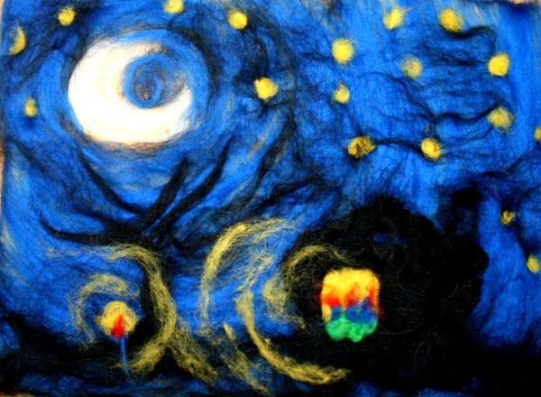 Racconto per il solstizio di inverno - L'elfo dell'albero della cera