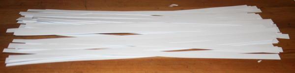 stella di strisce di carta 2