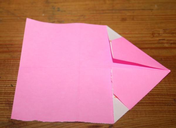 stella origami a 5 punte 10