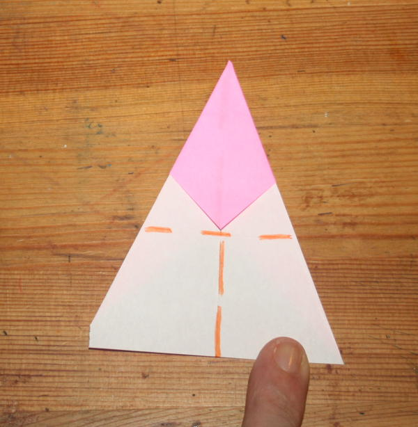 stella origami a 5 punte 14
