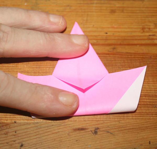 stella origami a 5 punte 15