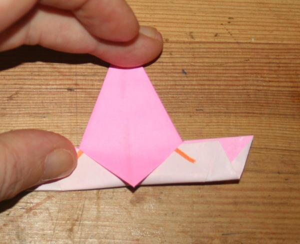 stella origami a 5 punte 17