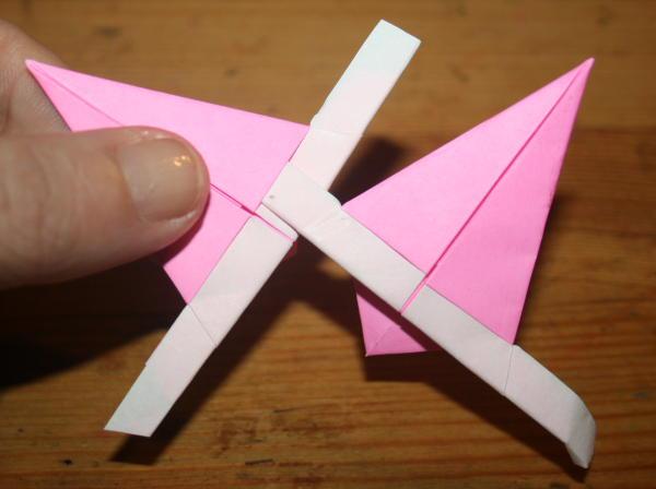 stella origami a 5 punte 22