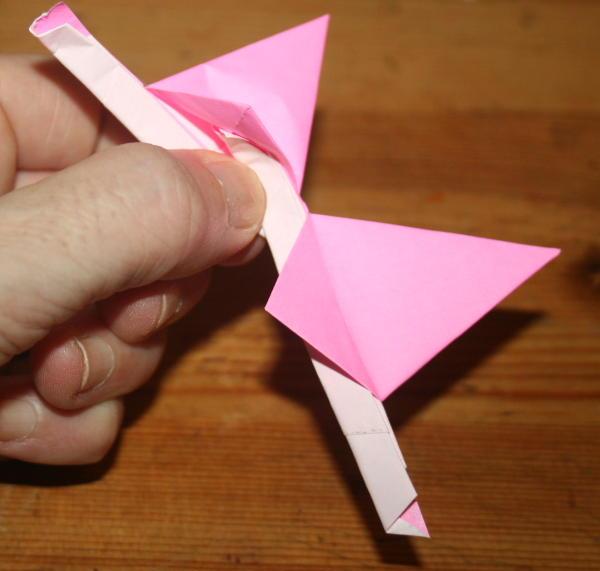 stella origami a 5 punte 23