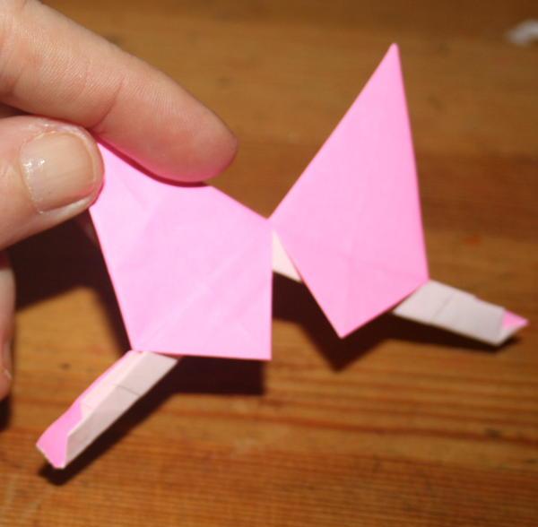 stella origami a 5 punte 25