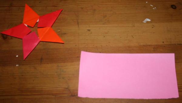 stella origami a 5 punte 3