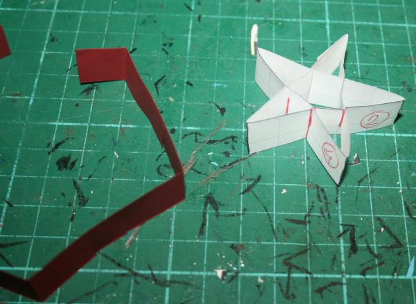 stelline di cartoncino 3