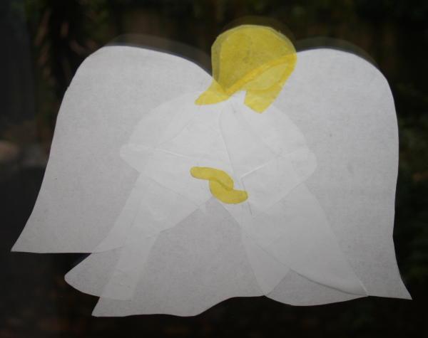 angelo trasparente