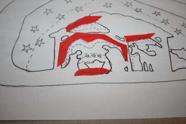 decorazioni natalizie 13