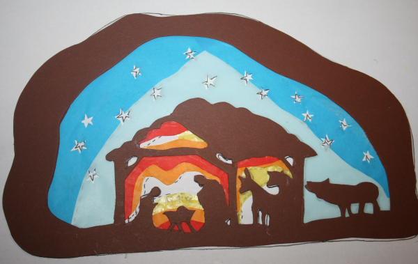 Decorazioni natalizie quadretto trasparente lapappadolce for Youtube decorazioni natalizie
