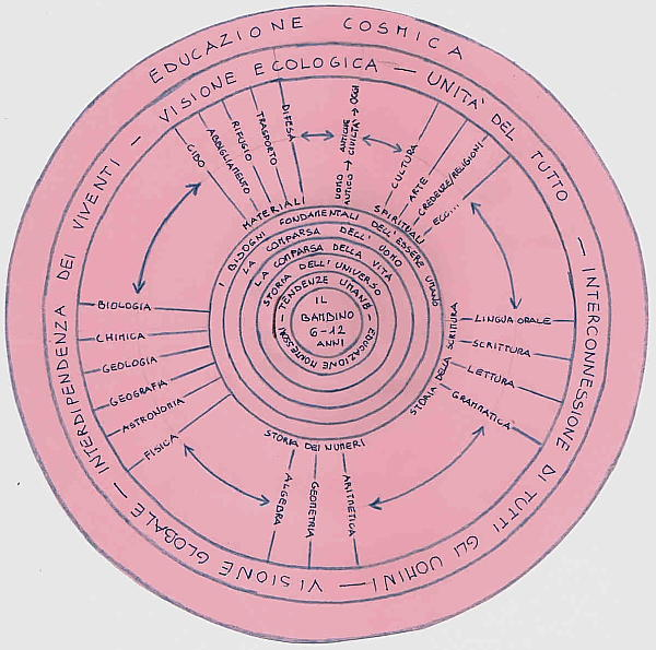 Educazione cosmica